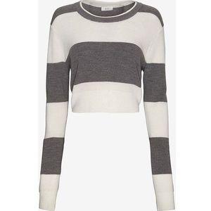 A.L.C. Brandie Crop Sweater